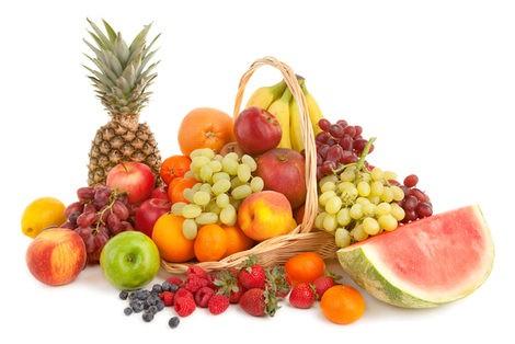 Podemos tomar la fruta en macedonia o zumos