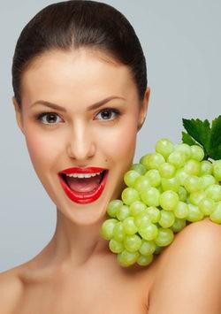 combate las arrugas con uva
