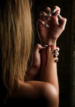 cómo hacer una cicatriz