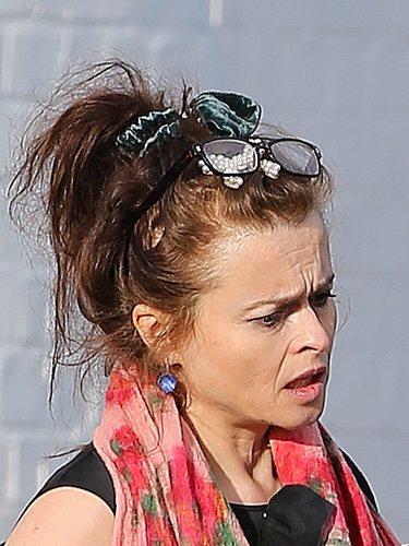 El terrible recogido de Helena Bonham