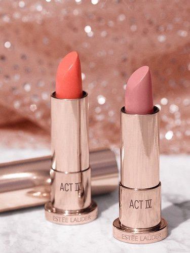 Los labiales 'Lux Lip Creme' de 'Act IV'