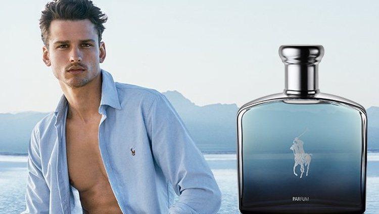 'Polo Deep Blue Parfum' te transporta al océano