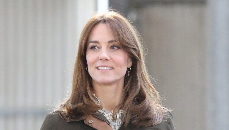 El look más natural de Kate Middleton en su visita a Irlanda