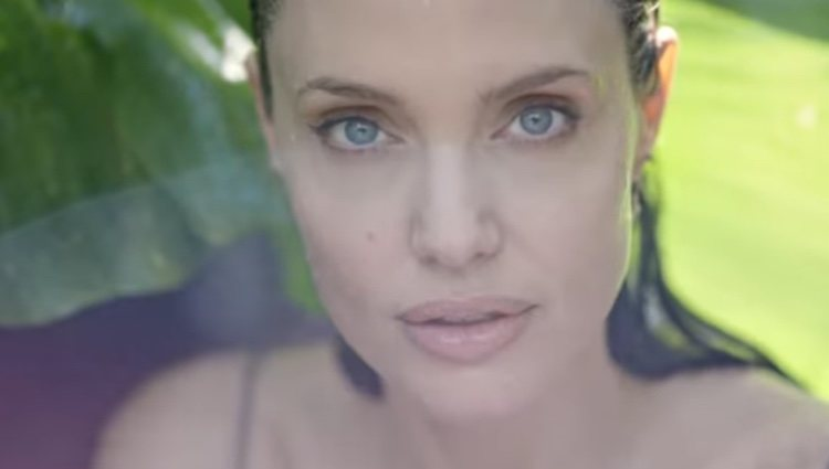 Angelina Jolie, musa de 'Bloom of Rose' de Guerlain
