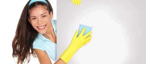 utilizar guantes al fregar