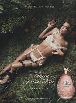 'Pétale Noir', la sensual fragancia de Agent Provocateur