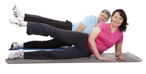 Practica ejercicio sin problemas con los sujetadores deportivos