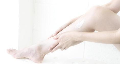 Vaselina para acabar con la piel seca