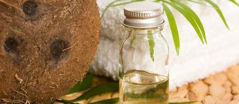 Aceite de coco para mejorar la salud de tu cabello