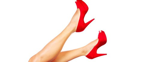 Evita los zapatos de tacón