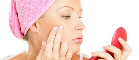 Árbol de té para combatir el acné