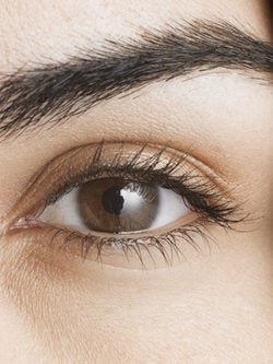 Sombras de ojos claras