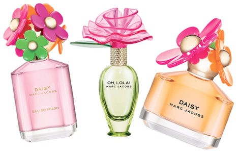 Marc Jacobs reinventa tres de sus perfumes: 'Daisy', 'Daisy Eau' y 'Oh, Lola!'
