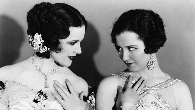 La manicura francesa surgió con la desaparición del cine en blanco y negro