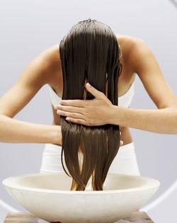 Aceite de oliva para tu cabello