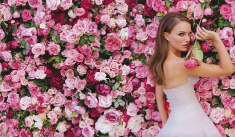 Natalie Portman repite como imagen de la fragancia 'Miss Dior'