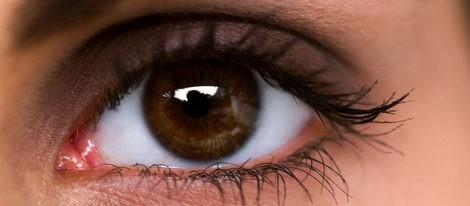 Los ojos almendrados son los más simétricos
