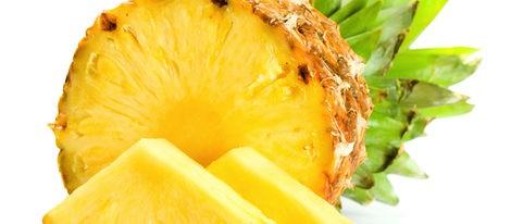 La piña es una fruta rica en propiedades antioxidantes