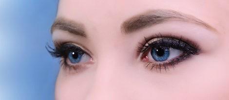 Enfatiza tus pestañas con eyeliner