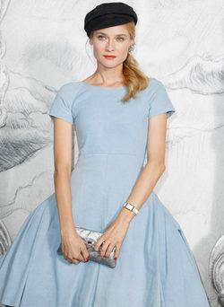 Diane Kruger vestida de Chanel