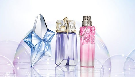'Angel', 'Alien' y 'Womanity' de Thierry Mugler