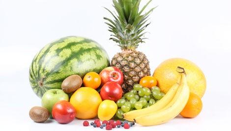 Las frutas tienen propiedades hidratantes
