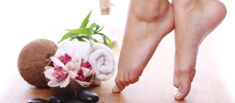 Cuida de tus pies también en verano