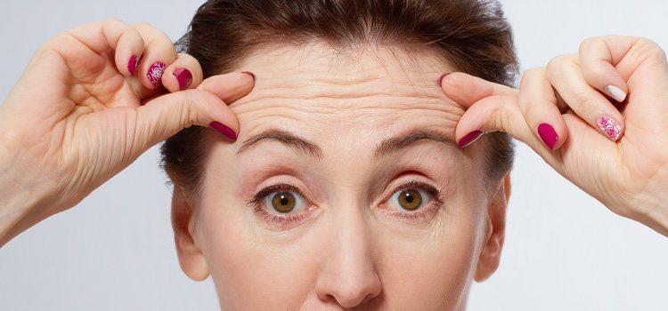 A partir de los 30 hay que empezar con los tratamientos antiarrugas
