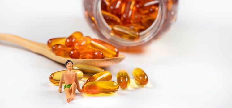 Las pastillas bronceadoras contienen una gran cantidad de vitamina E