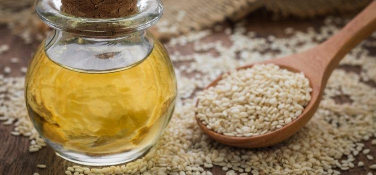 El aceite de sésamo es un bronceador natural