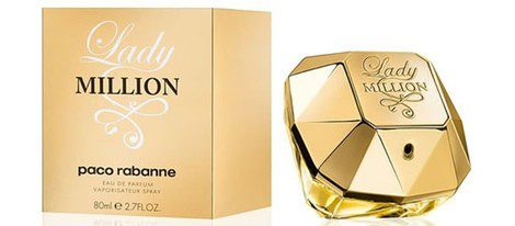Perfume 'Lady Million' de Paco Rabanne
