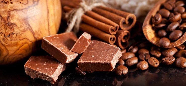El chocolate puro no afecta al acné