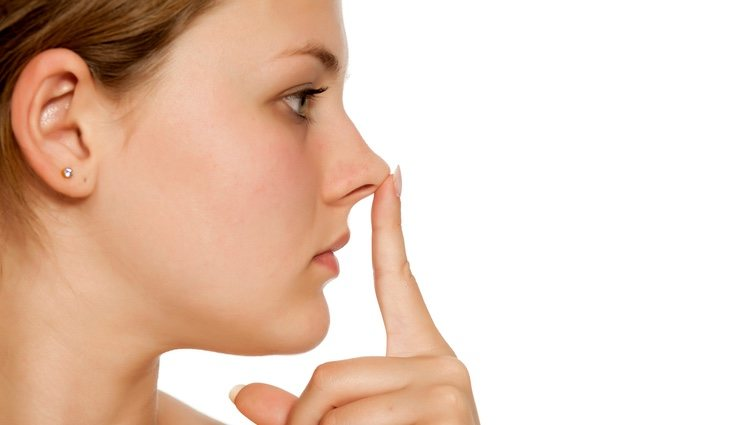 Unos tipos de rostro destacan más la nariz que otros