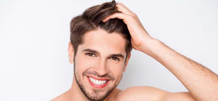La gomina, ideal para el cabello corto
