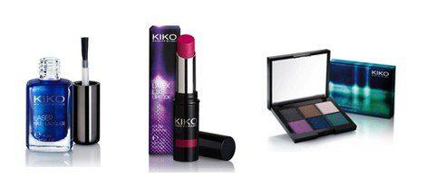 Maquillaje colección 'Dark Heroine' de KIKO