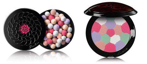 Polvos y blush de la colección 'Crazy Paris' de Guerlain
