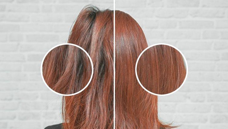 Es importante saber qué tipo de pelo se tiene para acertar con el peinado
