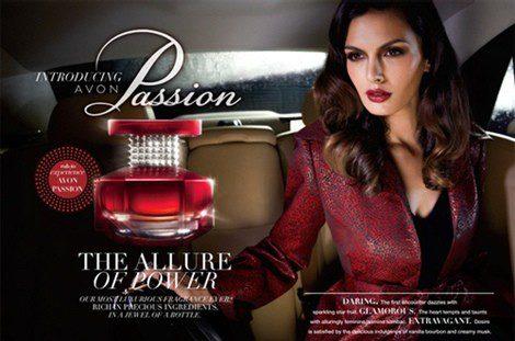 Imagen promocional de 'Passion' de Avon