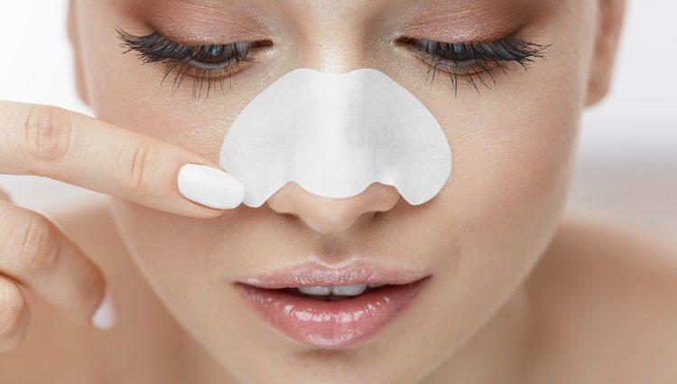 La nariz suele ser una de las zonas con mayor concentración de puntos negros