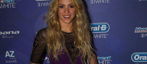 Shakira para Oral-B 3 DW
