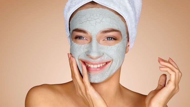 La mascarilla es la parte más relajante del tratamiento