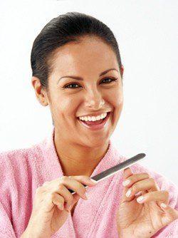 Limarse las uñas es una alternativa a cortarlas