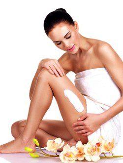 La piel seca, un problema común