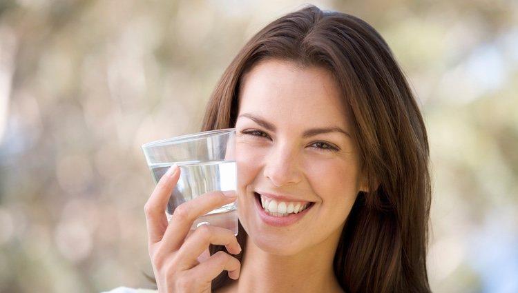 Hay que hidratarse tanto por dentro como por fuera