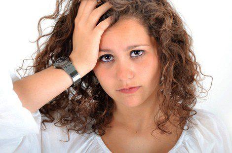 El tratamiento químico puede romper las fibras capilares
