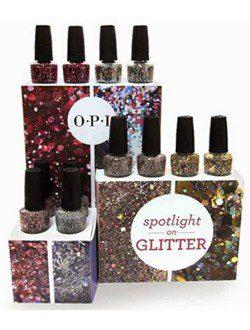'Spotlight on Glitter' de OPI