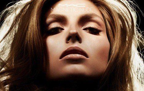 Look promocional de 'Magnetic Nude' de MAC