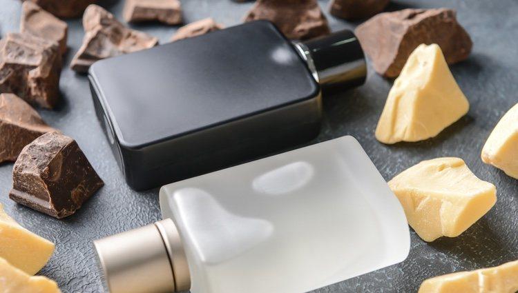Las semillas de chocolate son otro ingrediente recurrente en los perfumes