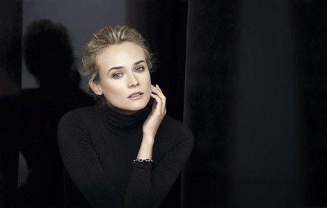 Diane Kruger en la nueva campaña de Chanel