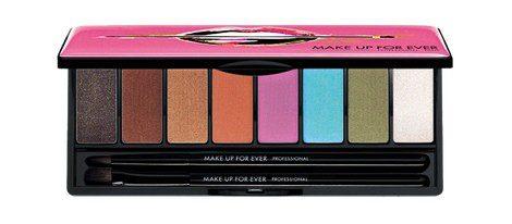 Paleta 'Arty Blossom' de Make Up For Ever